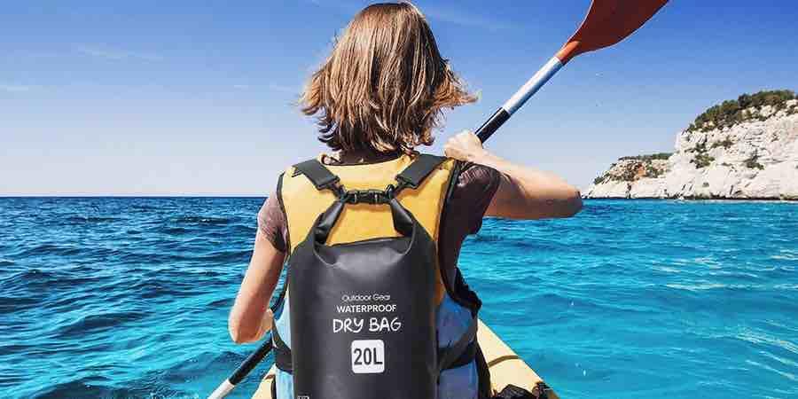 Bolsas estancas kayak. comprar bolsas, bote estanco. bidon 50 litros.compartimentos estancos. bolsa y dinero