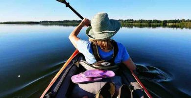 Bidones y cajas estancas para kayak